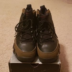 Authentic Jordan 9 Retro